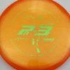 Colglazier Pa3 - orange - light-green - 174g - 173-7g - pretty-flat - somewhat-stiff