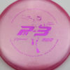 Colglazier Pa3 - pink - fuchsia - 173g - 174-5g - super-flat - somewhat-stiff