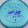 Colglazier Pa3 - blue - dark-blue - 174g - 174-6g - super-flat - somewhat-stiff