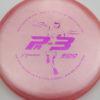 Colglazier Pa3 - light-pink - fuchsia - 172g - 173-7g - super-flat - somewhat-stiff