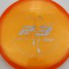 Colglazier Pa3 - orange - silver - 173g - 173-4g - pretty-flat - somewhat-stiff