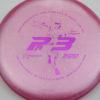Colglazier Pa3 - pink - fuchsia - 174g - 174-6g - super-flat - somewhat-stiff