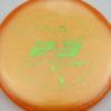 Colglazier Pa3 - orange - light-green - 174g - 174-1g - super-flat - somewhat-stiff