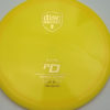 PD - yellow - s-line - gold - 304 - 175g - 173-9g - somewhat-domey - somewhat-stiff