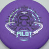 Pilot - Electron Soft - purple - black - blue-fade - silver - 173g - 173-1g - puddle-top - somewhat-gummy