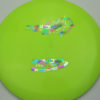 Sidewinder - light-green - star - pastel-party-time - 149g - 149-7g - pretty-domey - somewhat-gummy