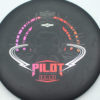Pilot - Electron Soft - black - black - red-pink - silver - 175g - 177-2g - somewhat-puddle-top - somewhat-gummy