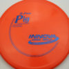 Pig - orange - r-pro - blue - 304 - 175g - 174-3g - pretty-domey - somewhat-stiff