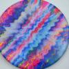 Jeff Ash Brainwave Dyed Discs - harp - 4722 - 4726 - tournament - red - 173g - 173-8g - super-flat - neutral