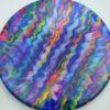 Jeff Ash Brainwave Dyed Discs - harp - 4722 - 4726 - tournament - blue - 173g - 173-4g - pretty-flat - neutral