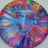 Jeff Ash Brainwave Dyed Discs - emac-truth - fuzion - 4726 - 6055 - blue - 180g - 180-4g - neutral - neutral