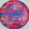 Jeff Ash Brainwave Dyed Discs - enforcer - fuzion - 4726 - 6055 - dark-blue - 174g - 175-3g - neutral - somewhat-stiff