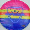 Jeff Ash Brainwave Dyed Discs - enforcer - fuzion - 4726 - 6055 - dark-blue - 174g - 175-5g - neutral - somewhat-stiff