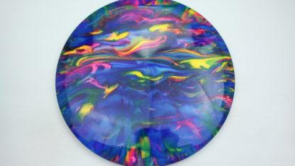 Jeff Ash Brainwave Discs. Jeff Ash Brainwave Dyes. Jeff Ash Brainwave Dyed Discs.