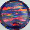 Jeff Ash Brainwave Dyed Discs - raider - fuzion - 4726 - 6055 - gold - 175g - 175-6g - somewhat-domey - neutral