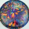 Jeff Ash Brainwave Dyed Discs - raider - fuzion - 4726 - 6055 - gold - 174g - 175-4g - somewhat-domey - neutral