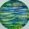 Jeff Ash Brainwave Dyed Discs - raider - fuzion - 4726 - 6055 - gold - 175g - 175-4g - somewhat-domey - neutral