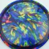 Jeff Ash Brainwave Dyed Discs - raider - fuzion - 4726 - 6055 - blue - 174g - 175-5g - somewhat-domey - neutral