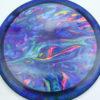 Jeff Ash Brainwave Dyed Discs - raider - fuzion - 4726 - 6055 - blue - 175g - 175-3g - pretty-domey - neutral