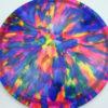 Jeff Ash Brainwave Dyed Discs - raider - fuzion - 4726 - 6055 - blue - 175g - 175-6g - pretty-domey - neutral