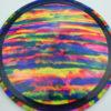 Jeff Ash Brainwave Dyed Discs - raider - fuzion - 4726 - 6055 - gold - 173g - 174-8g - somewhat-domey - neutral