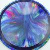 Jeff Ash Brainwave Dyed Discs - raider - fuzion - 4726 - 6055 - red - 173g - 174-6g - somewhat-domey - neutral