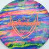 Jeff Ash Brainwave Dyed Discs - enforcer - fuzion - 4726 - 6055 - bronze - 173g - 174-5g - neutral - neutral