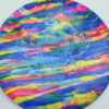 Jeff Ash Brainwave Dyed Discs - ballista-pro - 4722 - gold - 6055 - blue - 173g - 175-1g - somewhat-domey - neutral
