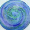 Jeff Ash Brainwave Dyed Discs - ballista-pro - 4722 - gold - 6055 - green - 174g - 175-4g - somewhat-domey - neutral