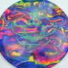 Jeff Ash Brainwave Dyed Discs - emac-truth - 4722 - gold - 6055 - green - 173g - 174-7g - somewhat-domey - neutral