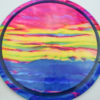 Jeff Ash Brainwave Dyed Discs - raider - fuzion - 4726 - 6055 - red - 173g - 175-0g - somewhat-domey - neutral