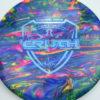 Jeff Ash Brainwave Dyed Discs - emac-truth - fuzion - 4726 - 6055 - blue - 178g - 180-1g - neutral - neutral