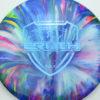 Jeff Ash Brainwave Dyed Discs - emac-truth - fuzion - 4726 - 6055 - blue - 178g - 180-0g - neutral - neutral