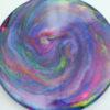 Jeff Ash Brainwave Dyed Discs - harp - fuzion - 4726 - 6055 - blue - 173g - 173-3g - super-flat - neutral