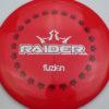 BioFuzion Raider - redpink - black - silver-fracture - 174g - 175-6g - neutral - somewhat-stiff