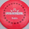 BioFuzion Raider - redpink - black - silver-fracture - 174g - 175-8g - neutral - somewhat-stiff