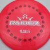 BioFuzion Raider - redpink - black - silver-fracture - 174g - 175-0g - neutral - somewhat-stiff