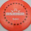 BioFuzion Raider - pinkorange - black - white - 175g - 176-3g - neutral - somewhat-stiff