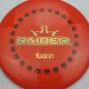 BioFuzion Raider - burnt-orange - black - gold - 174g - 175-5g - somewhat-flat - somewhat-stiff