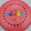 BioFuzion Raider - pinkorange - black - rainbow - 175g - 176-5g - neutral - somewhat-stiff