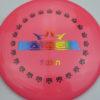 BioFuzion Raider - pinkorange - black - rainbow - 174g - 175-7g - neutral - somewhat-stiff