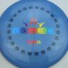 BioFuzion Raider - blue - black - rainbow - 172g - 174-0g - neutral - somewhat-stiff