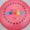 BioFuzion Raider - pink - black - rainbow - 174g - 175-6g - neutral - somewhat-stiff