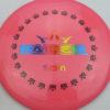 BioFuzion Raider - pink - black - rainbow - 174g - 175-4g - neutral - somewhat-stiff
