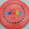 BioFuzion Raider - pinkorange - black - rainbow - 174g - 175-4g - neutral - somewhat-stiff