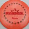 BioFuzion Raider - pinkorange - black - red-fracture - 175g - 176-1g - neutral - somewhat-stiff