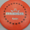 BioFuzion Raider - pinkorange - black - silver-fracture - 175g - 176-1g - neutral - somewhat-stiff