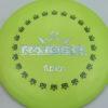 BioFuzion Raider - light-green - black - silver-fracture - 175g - 176-5g - neutral - somewhat-stiff