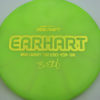 Brian Earhart Zone - 2020 Tour Series - gold-dots-mini - 173-175g - 175-2g - pretty-flat - pretty-stiff