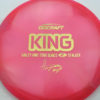 Hailey King Stalker - 2020 Tour Series - gold-dots-mini - 175-176g - 176-7g - somewhat-flat - somewhat-stiff